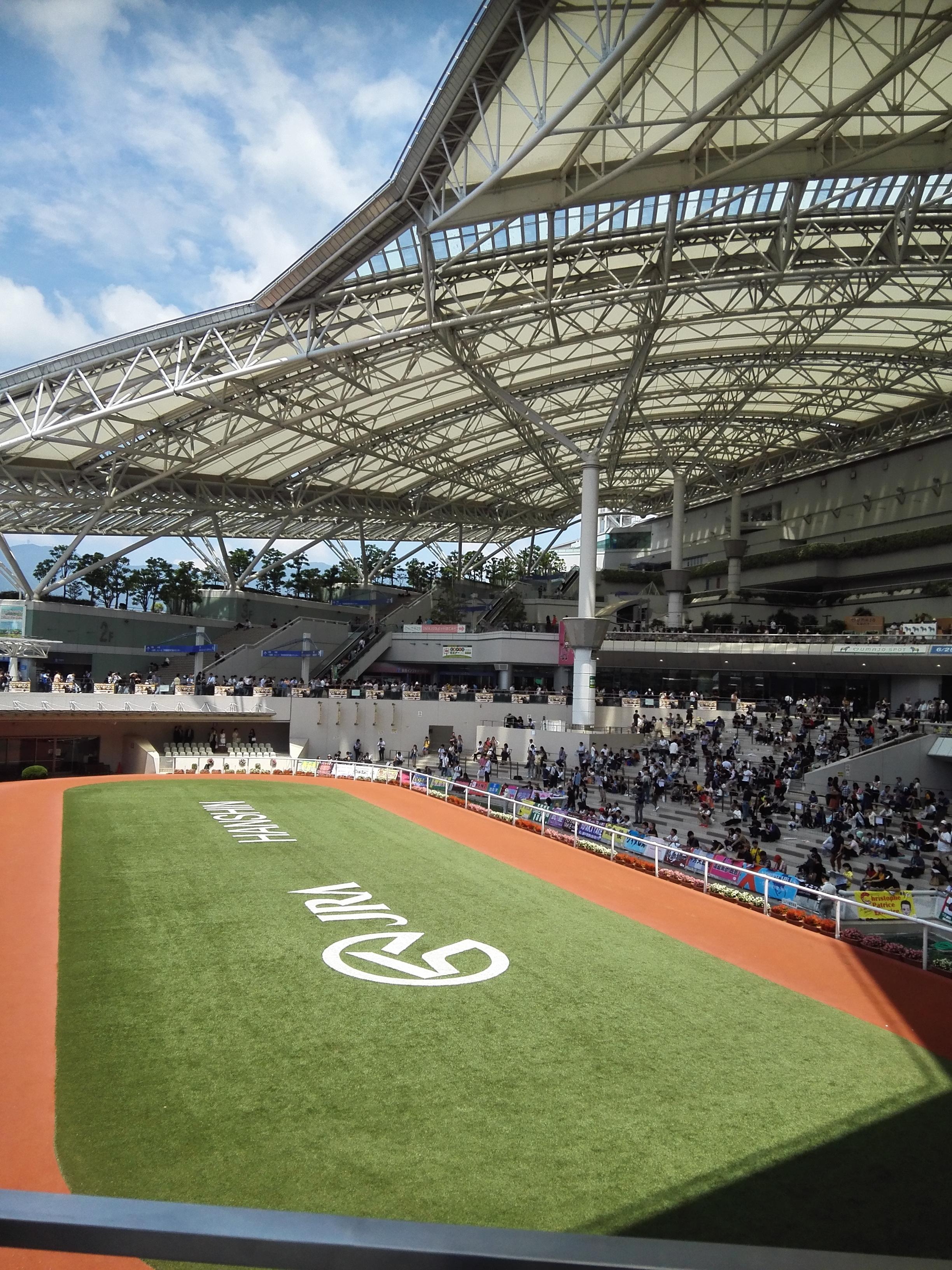 宝塚記念を見に阪神競馬場へ!G1の楽しみ方、対策を考えてみた!!